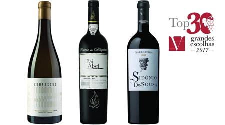 Bairrada arrecada TroféuGrandes Escolhas para 'Singularidade' e (e)leva três vinhos ao TOP 30