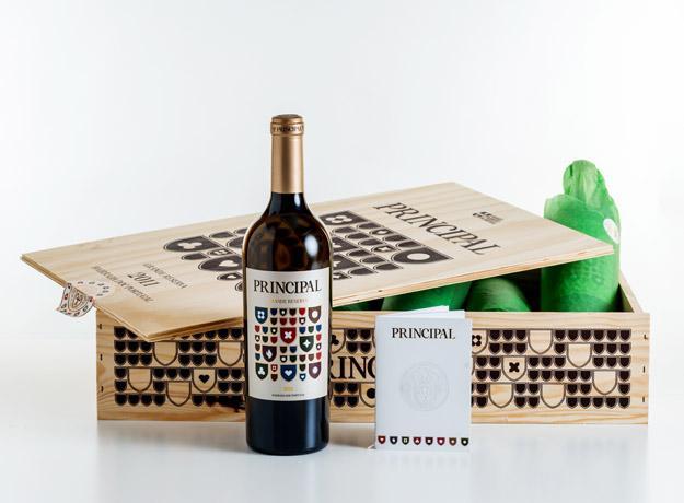 'Principal Grande Reserva 2011': Bairrada tem o 'Melhor Vinho Branco Português'
