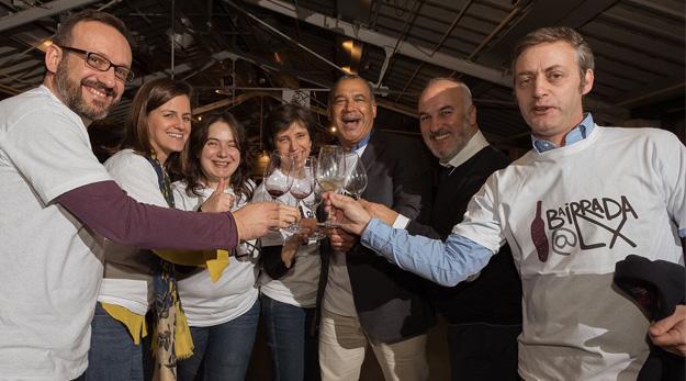 Bairrada leva 21 produtores de vinho e um restaurante a Lisboa este Sábado