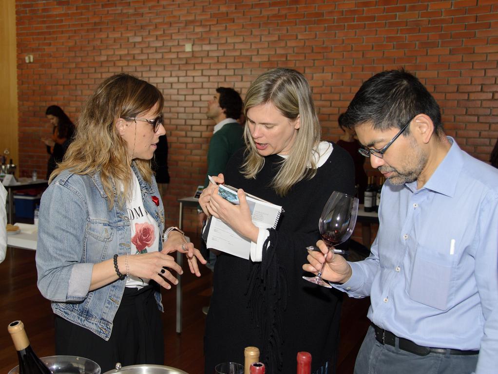 """15 Masters of Wine internacionais em """"formação"""" na Bairrada"""